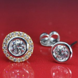 rubover studs with halo